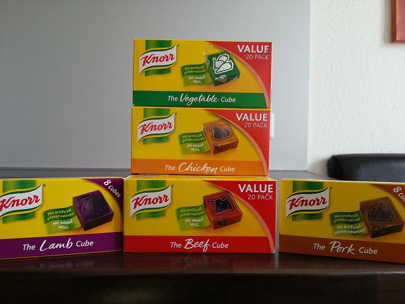 MSG-free bouillon/stock brand - Cooking - Toytown Germany