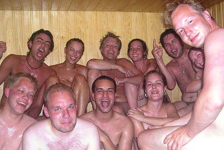 Nackt geil fkk