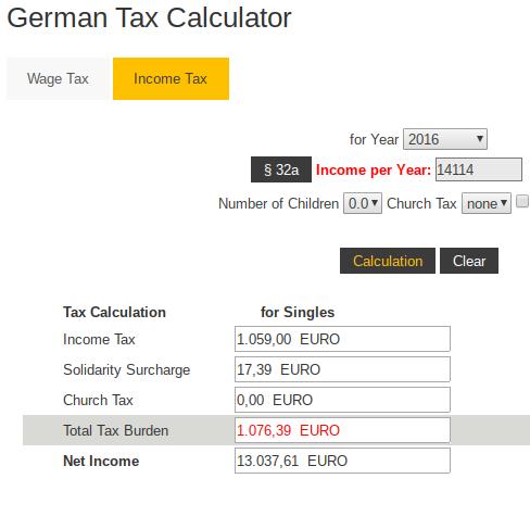 tax 2018 steuerbescheid