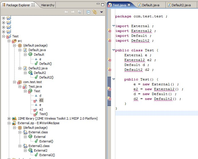 Anybody got experience with Eclipse for Java? - Miscellaneous