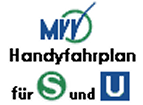 mvv map and timetables for your mobile phone life in munich toytown germany. Black Bedroom Furniture Sets. Home Design Ideas