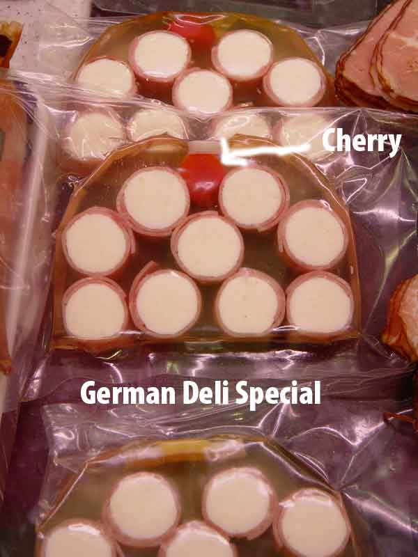 Gelatin used in German lunch meat - Cooking - Toytown Germany