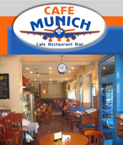 Cafe Munich