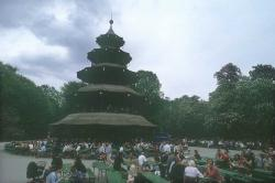 Chinese Tower - Munich