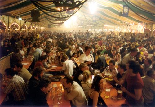Volksfest in Freising